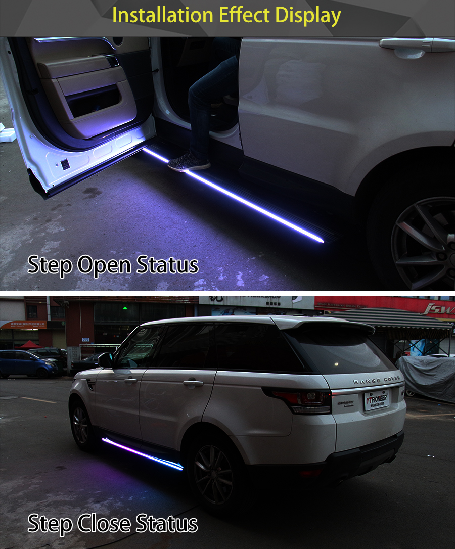 Land Rover Range Rover Sport LED side step