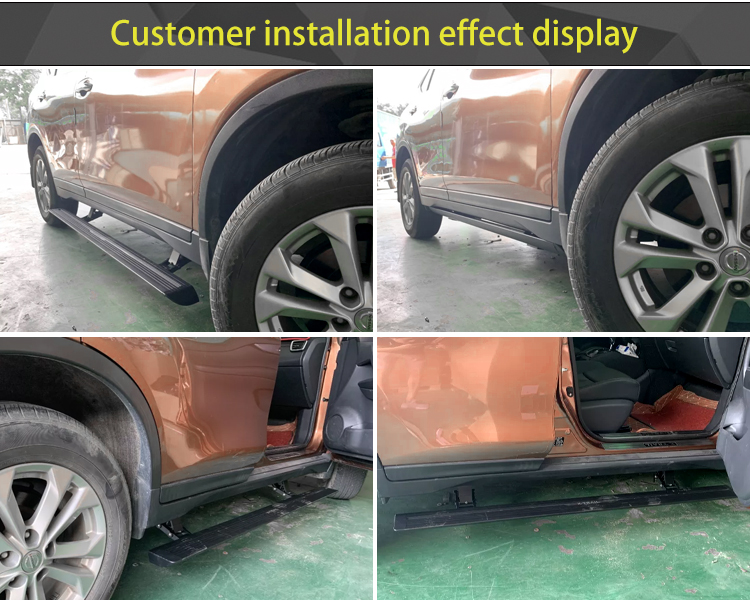 Electric Running Board For NISAAN X-Trail