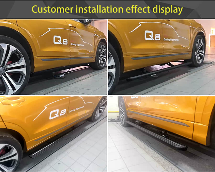 Audi Q8 Electric Running Board