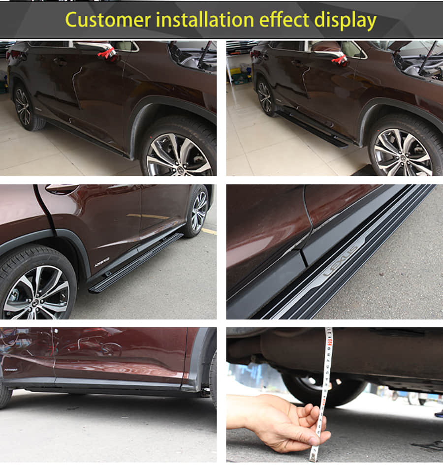 Lexus RX Series Electric Running Board