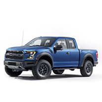 Ford F-150 Electric Running Board